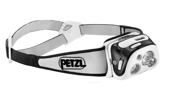 Petzl Reactik+ Pandelampe grå/sort